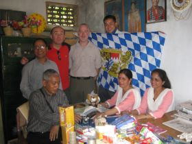 Erster Besuch April 2011